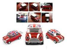 32 Gb Mini Cooper Usb 2.0 Flash Drive / Memoria Stick Con Luces Led! Reino Unido Stock