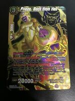 Frieza, Back from Hell - Dragon Ball Super Card Game NM/M BT5-091 SPR
