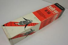 Vintage Instructo Walk On Red Vinyl Number Line 0 to 10 No 1115 10 Feet Long Box