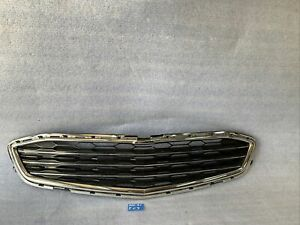 2016 2017 2018 Chevy Malibu Front Grille Grill 84159846 OEM Damaged