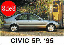 Manual de taller de motor Civic Honda