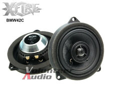 "XFIRE BMW42C 2-Way 4"" BMW And Mini Modified Fit OEM Coaxial Speaker 50 Watt Rms"