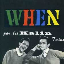 KALIN TWINS - WHEN - rare French 'magic' edition - NEW