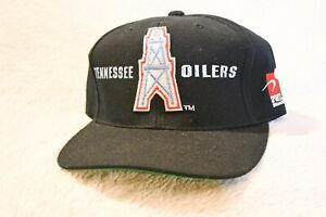 Vintage Pro Line Sports Speciliaties Tennessee Oilers Snap Back Hat 90s