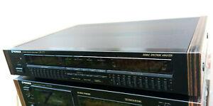 Für PIONEER gr 777 equalizer  Seitenteile Holzseiten  side panel