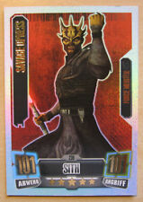 Star Wars Force Attax Serie 2 Nr. 239  Savage Opress 101/101  Force Meister