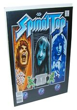 SPINAL TAP Comic Book, Rock n Roll Biographies #12, 1st Print, Acme Ink, 2018 NM
