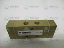 SEMPRESS VA111-OR-O SOLENOID MANIFOLD VALVE BASE *NEW NO BOX*