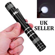 Mini 1200 lm Haute puissance torche CREE Q5 DEL tactique lampe de poche AA lampe-Vendeur Britannique