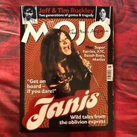 MOJO Magazine UK # 79 Janis Joplin Jeff Tim BUCKLEY XTC Beach Boys Manics