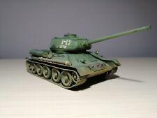 Zvezda 1/35 - T34 T-34/85 Russian Tank (No interior) (Built & Painted)