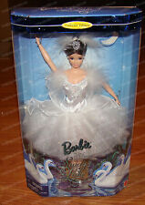 Barbie as Swan Queen, Swan Lake (Mattel, 18509) Classic Ballet Series, 1997