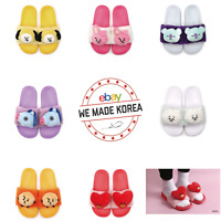 BT21 Character Doll Slipper 220~250mm 7types Official K-POP Authentic Goods