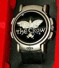 The Crow Movie Watch & Necklace Set New NOS MIB 2004 Brandon Lee NECA