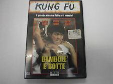 BAMBOLE E BOTTE - KUNG FU - ED.FABBRI - FILM DVD - visitate COMPRO FUMETTI SHOP