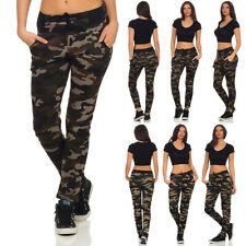 Thermo treggings Jeggings mallas aerobic pantalones camuflaje baggyhose 36-46