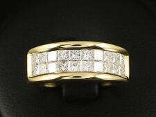 Moderner Brillant  Ring 1,44ct (Gravur) Juwelier Leicht  750/- Gelbgold