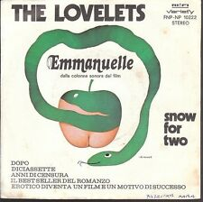 10678 THE LOVELETS  SNOW FOR TWO