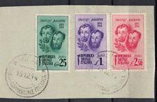 ITALIE Timbres - 1944-Social République Issues 1944-VHC utilisé-mort centenaire