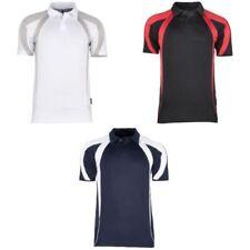 Camicia Polo poliestere per bambini dai 2 ai 16 anni