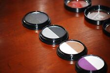 Set of 4 ELF dual eyeshadows