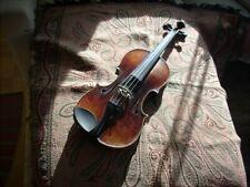 Schöne alte Geige von Johann Fürst im Originalzustand