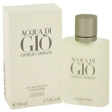 Aqua Acqua Di Gio Eau de Toilette EDT  1.7 oz by Giorgio Armani Men NIB