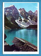 LA TERRA - Panini 1966 - Figurina-Sticker n. 366 - CANADA -Rec
