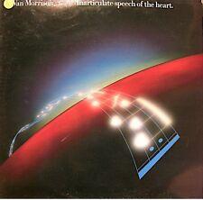 VAN MORRISON inarticulate speech of the heart LP 1983++