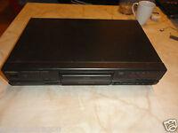 Technics SL-PG380A CD-Player, lässt sich einschalten, erkennt keine CDs DEFEKT