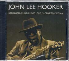 CD BEST OF 12 TITRES TOTO--JOHN LEE HOOKER-BEST OF-NEUF