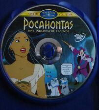 Disney Pocahontas Special Collection DVD Walt Disney Meisterwerk 78 Min. (2012)