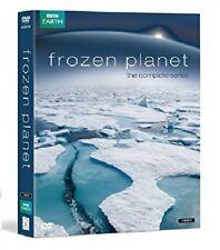 FROZEN PLANET (2011): David Attenborough - BBC Nature TV Series - NEW  DVD UK