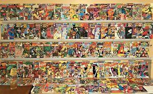 Lot 125 DC Bronze  copper age comics, Superman Batman the Atom Mask +MORE (D1)