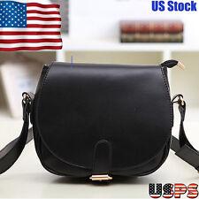 Lady Women Leather Shoulder Bag Clutch Handbag Fashion Tote Purse Hobo Messenger