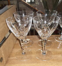 4 Liverpool by Royal Leerdam - Netherland Water Goblets