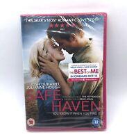 Safe Haven DVD Movie Romantic Drama Josh Duhamel Julianne Hough Film