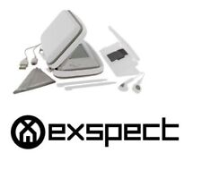 Nintendo DS Lite Exspect Essentials Pack Case Cover Ear Phones USB Screen White