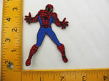 EMBROIDERED DC comics Marvel Spiderman  #32 Iron On / Sew On Patch