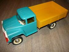 SOVIET RUSSIAN GAZ TOY TRUCK VINTAGE USSR TIN TOY Советский игрушечный грузовик