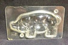 Professional polycarbonate chocolate mould Hans Brunner 68 - Small Pig