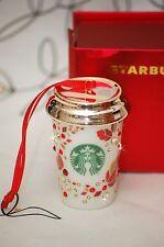 Starbucks × Swarovski collaboration Christmas Ornament