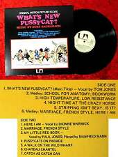 LP What´s New Pussycat? Burt Bacharach / Hal David (United Artists UAS 30 127) D