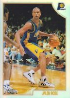 1998-99 Topps Chrome Refractors Basketball Cards Pick From List
