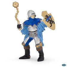 Ritter mit Morgenstern blau 9 cm Ritter und Burgen Papo 39255