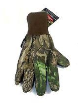 Deerhunter Thinsulate Cotton Jersey Realtree Gloves