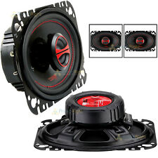 "DS18 4x6"" 2-Way Coaxial Speaker 135 Watts Max Power 4 ohm GEN-X4.6 GEN Series"