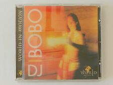 CD DJ Bobo World in motion