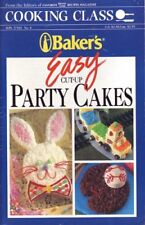B004SUIY9C Cooking Class: Bakers Easy Cut-Up Party Cakes