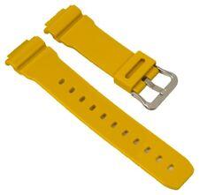 Ersatzband für Casio G-Shock gelb DW-5600CS-9 10303984